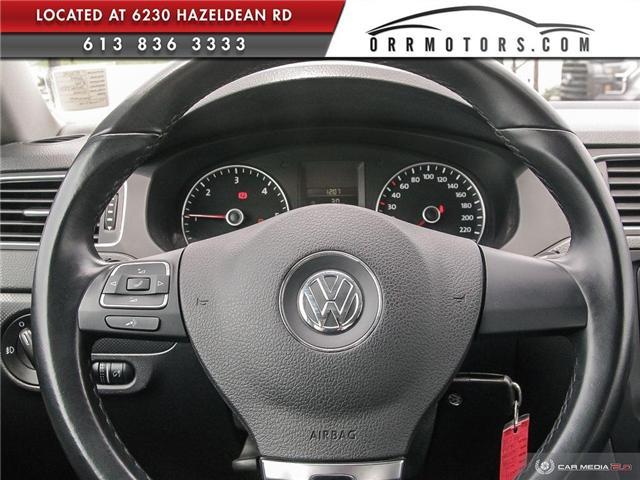 2014 Volkswagen Jetta 2.0 TDI Trendline+ (Stk: 5705) in Stittsville - Image 13 of 29