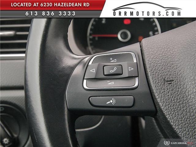2014 Volkswagen Jetta 2.0 TDI Trendline+ (Stk: 5705) in Stittsville - Image 17 of 29