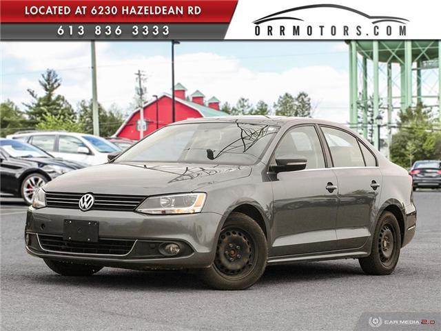 2013 Volkswagen Jetta 2.0 TDI Comfortline (Stk: 5700) in Stittsville - Image 1 of 28