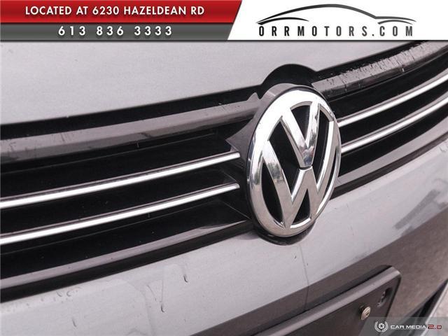 2013 Volkswagen Jetta 2.0 TDI Comfortline (Stk: 5700) in Stittsville - Image 8 of 28