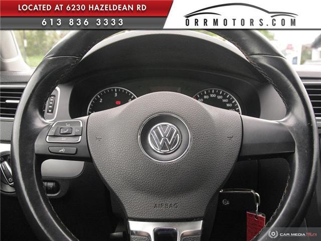 2013 Volkswagen Jetta 2.0 TDI Comfortline (Stk: 5700) in Stittsville - Image 12 of 28