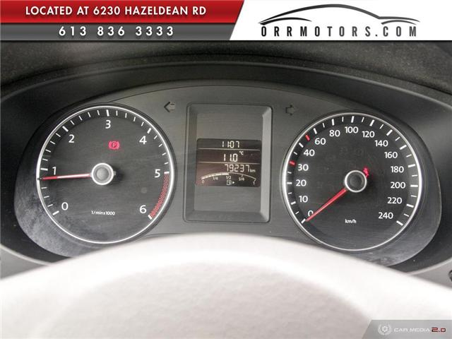 2013 Volkswagen Jetta 2.0 TDI Comfortline (Stk: 5700) in Stittsville - Image 13 of 28