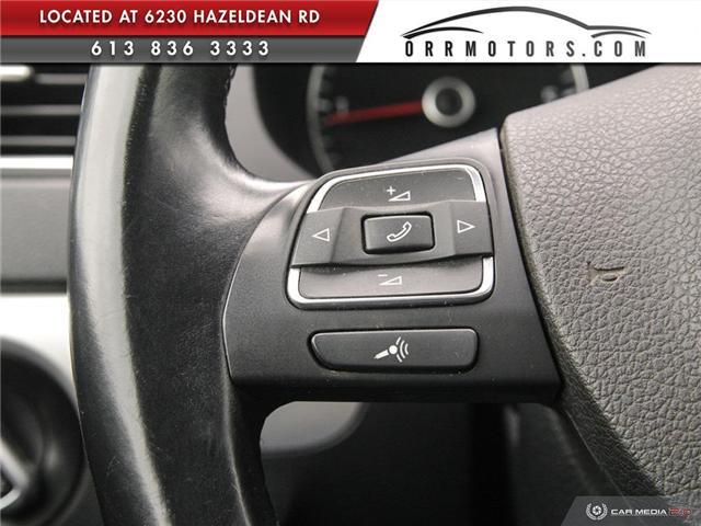 2013 Volkswagen Jetta 2.0 TDI Comfortline (Stk: 5700) in Stittsville - Image 16 of 28