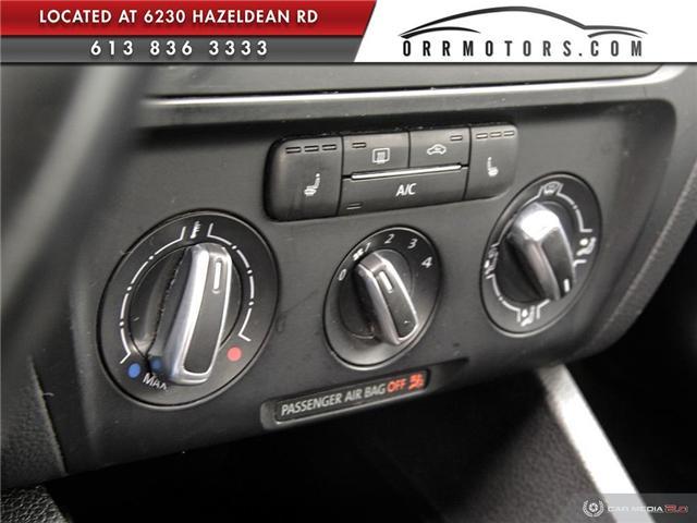 2013 Volkswagen Jetta 2.0 TDI Comfortline (Stk: 5700) in Stittsville - Image 18 of 28