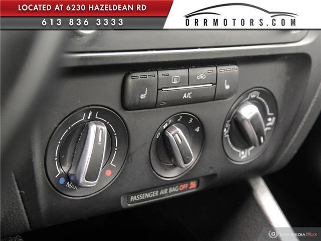 2013 Volkswagen Jetta 2.0 TDI Comfortline (Stk: 5700) in Stittsville - Image 19 of 28