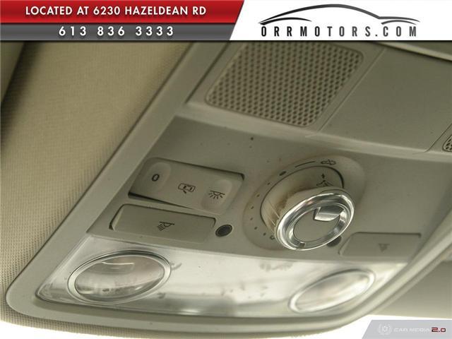 2013 Volkswagen Jetta 2.0 TDI Comfortline (Stk: 5700) in Stittsville - Image 21 of 28