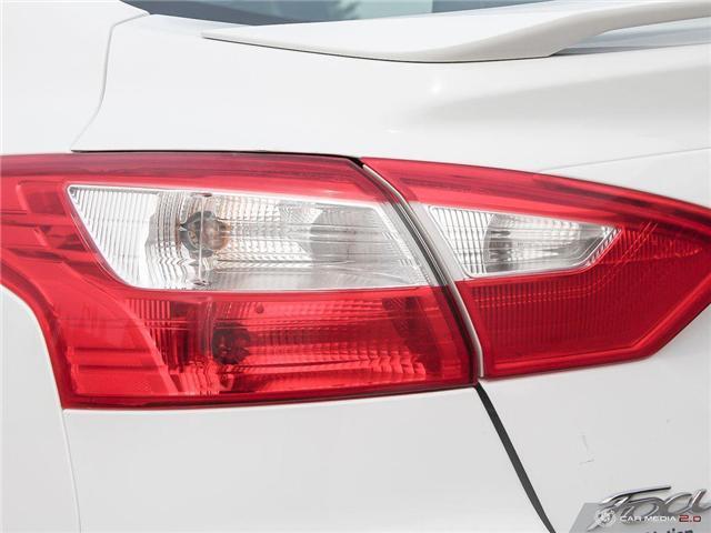 2014 Ford Focus SE (Stk: WE238A) in Edmonton - Image 12 of 27