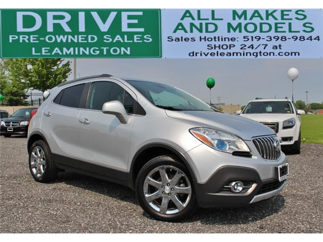 2013 Buick Encore Leather (Stk: D0087) in Leamington - Image 1 of 27