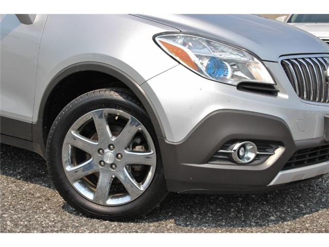 2013 Buick Encore Leather (Stk: D0087) in Leamington - Image 4 of 27