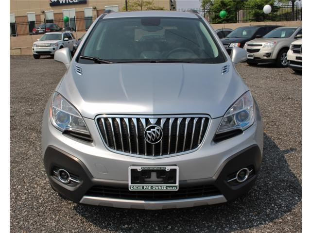 2013 Buick Encore Leather (Stk: D0087) in Leamington - Image 2 of 27