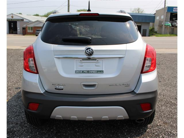 2013 Buick Encore Leather (Stk: D0087) in Leamington - Image 6 of 27