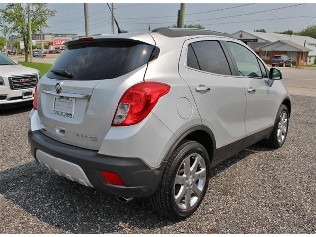 2013 Buick Encore Leather (Stk: D0087) in Leamington - Image 7 of 27