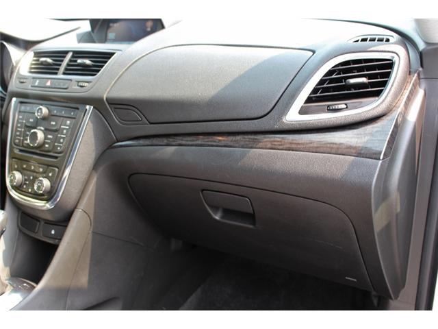 2013 Buick Encore Leather (Stk: D0087) in Leamington - Image 11 of 27