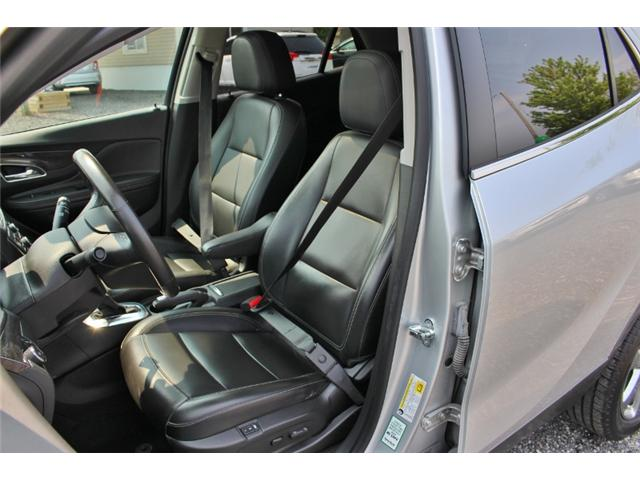2013 Buick Encore Leather (Stk: D0087) in Leamington - Image 13 of 27