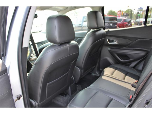 2013 Buick Encore Leather (Stk: D0087) in Leamington - Image 14 of 27