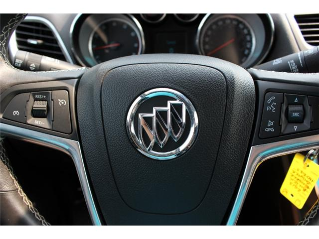 2013 Buick Encore Leather (Stk: D0087) in Leamington - Image 19 of 27