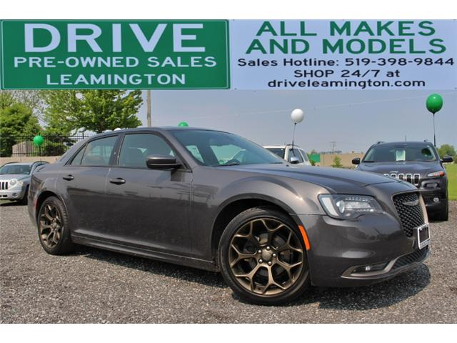 2018 Chrysler 300 S (Stk: D0089) in Leamington - Image 1 of 29