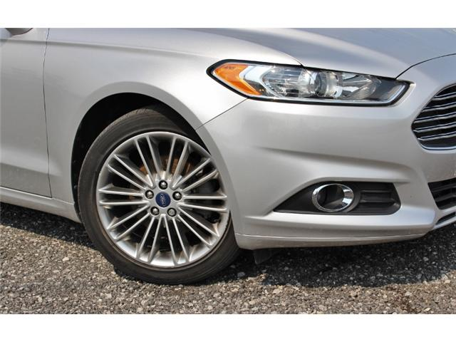 2013 Ford Fusion SE (Stk: D0077A) in Leamington - Image 4 of 28