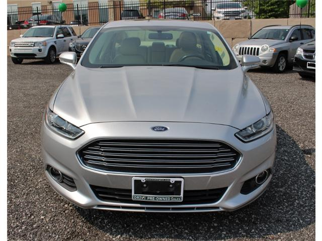 2013 Ford Fusion SE (Stk: D0077A) in Leamington - Image 2 of 28