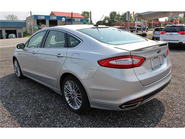 2013 Ford Fusion SE (Stk: D0077A) in Leamington - Image 5 of 28