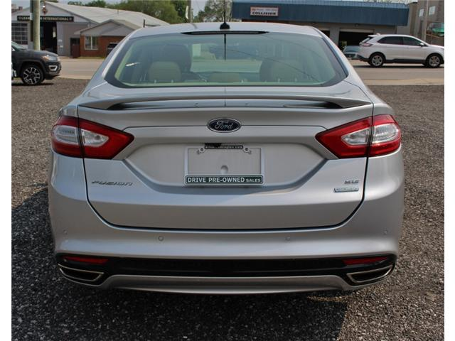2013 Ford Fusion SE (Stk: D0077A) in Leamington - Image 6 of 28