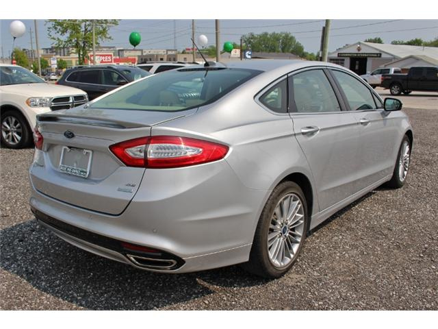 2013 Ford Fusion SE (Stk: D0077A) in Leamington - Image 7 of 28