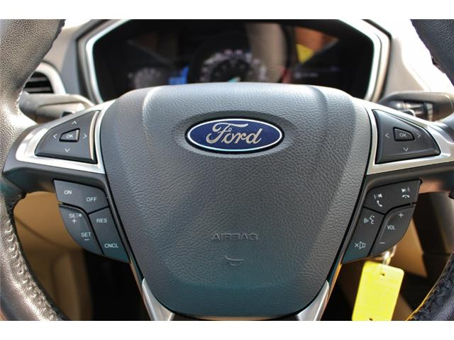 2013 Ford Fusion SE (Stk: D0077A) in Leamington - Image 18 of 28