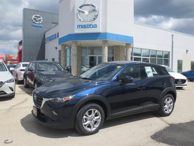 2019 Mazda CX-3 GS (Stk: M19127) in Steinbach - Image 1 of 22