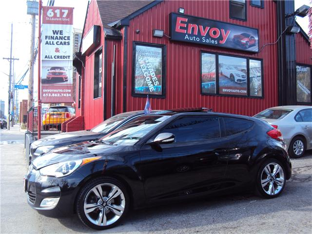 2014 Hyundai Veloster Tech (Stk: ) in Ottawa - Image 1 of 30