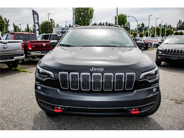 2019 Jeep Cherokee Trailhawk (Stk: AB0846) in Abbotsford - Image 2 of 25