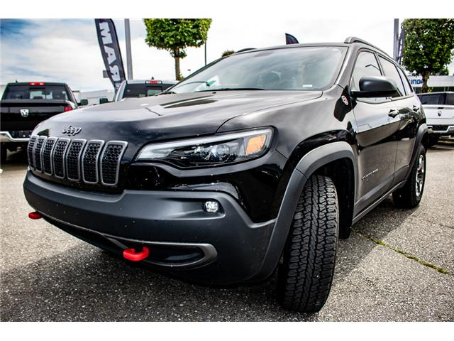 2019 Jeep Cherokee Trailhawk (Stk: AB0846) in Abbotsford - Image 4 of 25