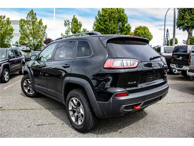 2019 Jeep Cherokee Trailhawk (Stk: AB0846) in Abbotsford - Image 6 of 25