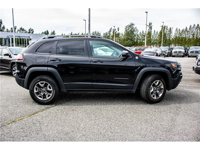 2019 Jeep Cherokee Trailhawk (Stk: AB0846) in Abbotsford - Image 9 of 25