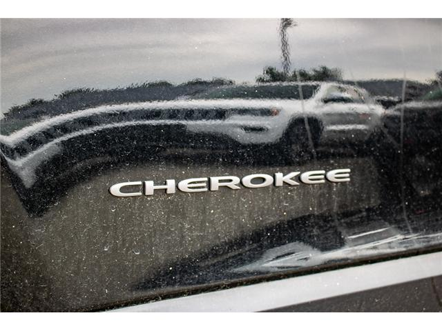 2019 Jeep Cherokee Trailhawk (Stk: AB0846) in Abbotsford - Image 13 of 25
