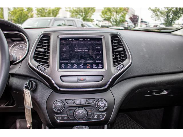 2019 Jeep Cherokee Trailhawk (Stk: AB0846) in Abbotsford - Image 18 of 25