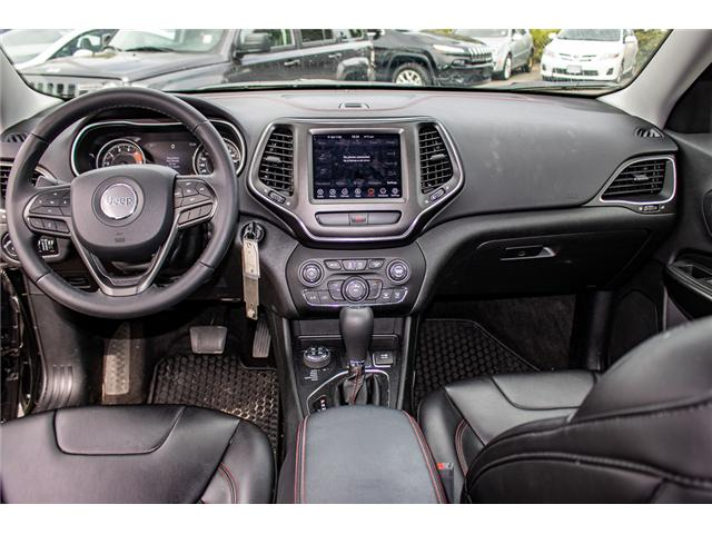 2019 Jeep Cherokee Trailhawk (Stk: AB0846) in Abbotsford - Image 24 of 25