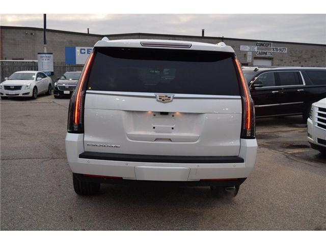 2019 Cadillac Escalade ESV Platinum (Stk: 222543) in Milton - Image 2 of 12