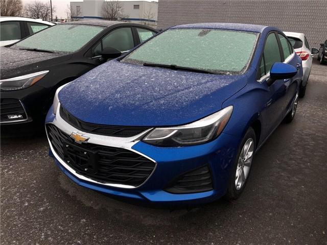2019 Chevrolet Cruze LT (Stk: 127231) in BRAMPTON - Image 1 of 5