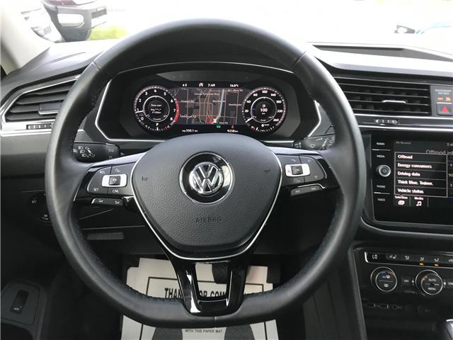 2018 Volkswagen Tiguan Highline (Stk: 098621) in Abbotsford - Image 17 of 30