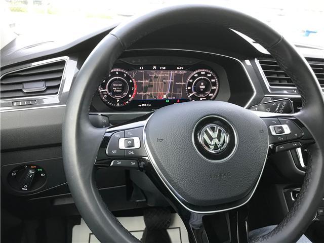 2018 Volkswagen Tiguan Highline (Stk: 098621) in Abbotsford - Image 20 of 30