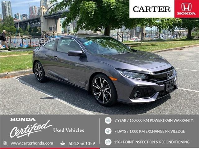 2017 Honda Civic Si (Stk: B89171) in Vancouver - Image 1 of 26
