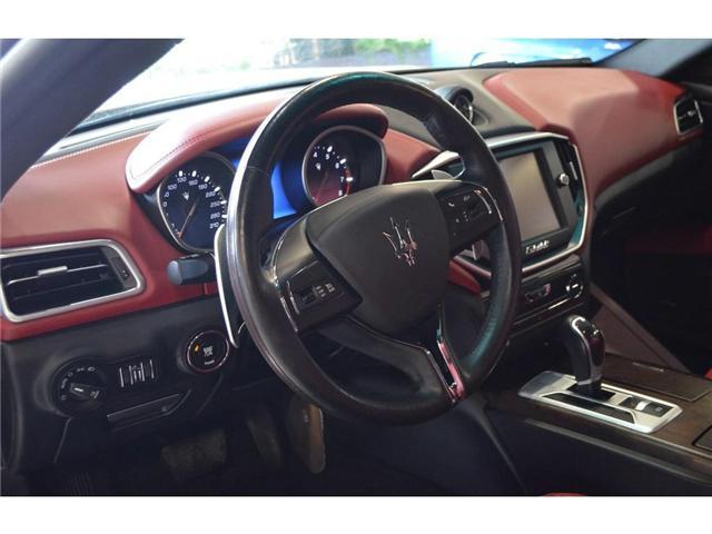 2016 Maserati Ghibli S Q4 (Stk: AUTOLAND-CA0386) in Thornhill - Image 19 of 30