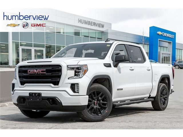 2019 GMC Sierra 1500 Elevation (Stk: T9K093) in Toronto - Image 1 of 20