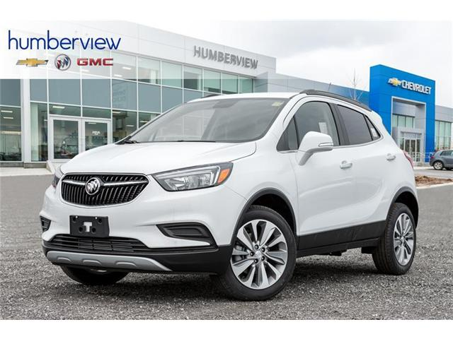 2019 Buick Encore Preferred (Stk: B9E046) in Toronto - Image 1 of 20