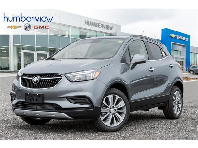 2019 Buick Encore Preferred (Stk: B9E047) in Toronto - Image 1 of 21