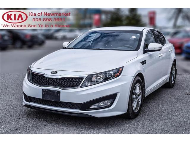 2013 Kia Optima LX (Stk: 190065A) in Newmarket - Image 1 of 13