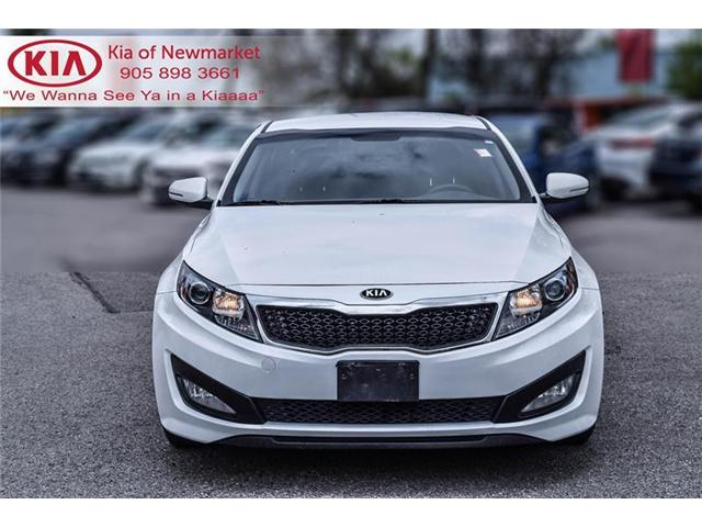2013 Kia Optima LX (Stk: 190065A) in Newmarket - Image 2 of 13