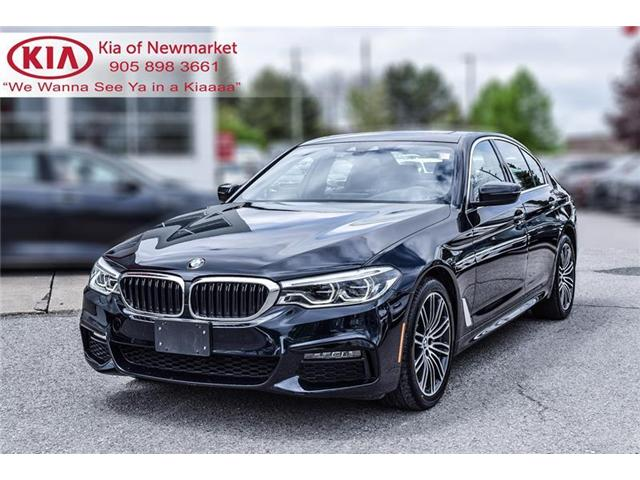 2019 BMW 530i xDrive (Stk: P0883) in Newmarket - Image 1 of 22