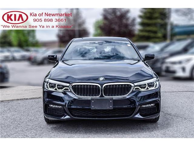 2019 BMW 530i xDrive (Stk: P0883) in Newmarket - Image 2 of 22