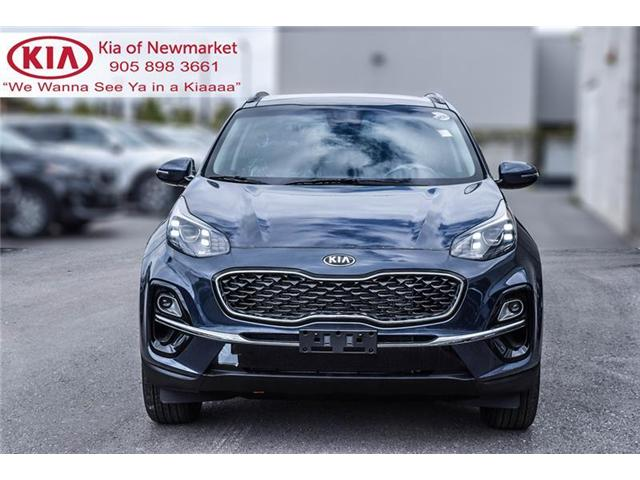2020 Kia Sportage EX Tech (Stk: 200042) in Newmarket - Image 2 of 22